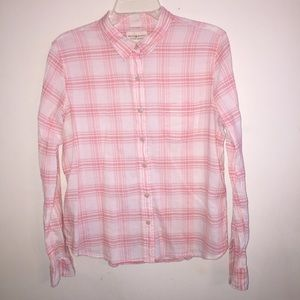 Denim and supply Ralph Lauren Plaid shirt